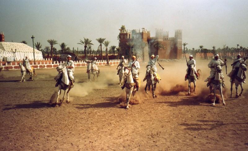 fantasia - Conseils pour visiter Marrakech et ses alentours