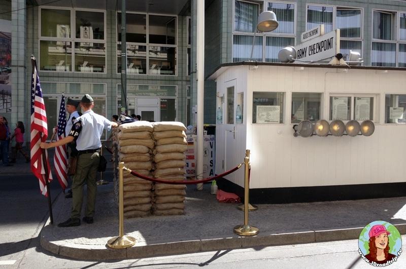 visiter Berlin en 3 jours - Checkpoint Charlie