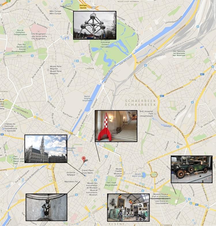 conseils pour organiser votre séjour à Bruxelles