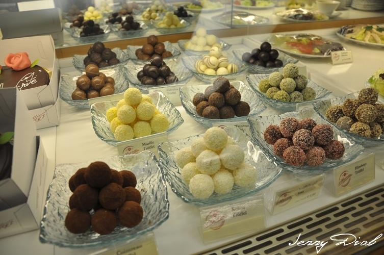 Visiter Vienne en 3 jours - la pâtisserie L.Heiner