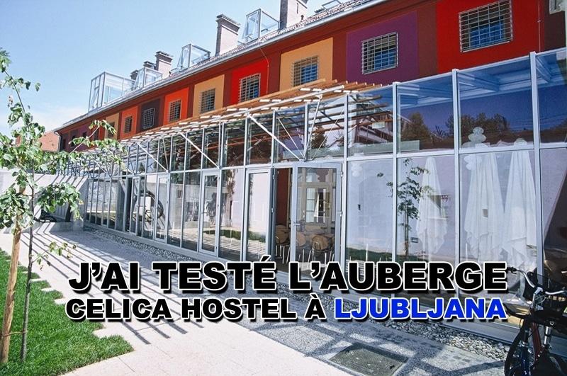 L'auberge de jeunesse Celica Hostel à Ljubljana