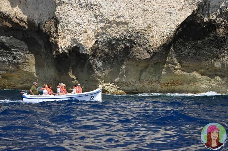 5 choses à faire à Malte - bateau à gozo