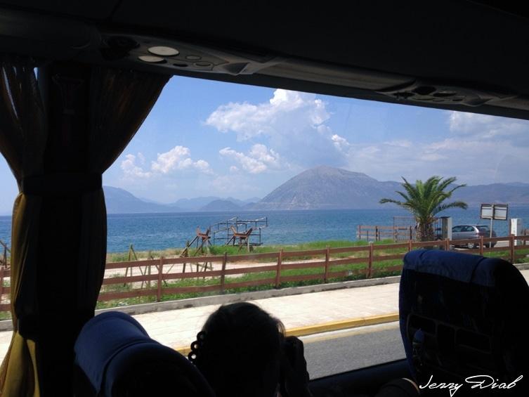 Rejoindre la Grèce par Italie avec le pass InterRail