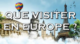 Où partir en Europe pour un week-end ?