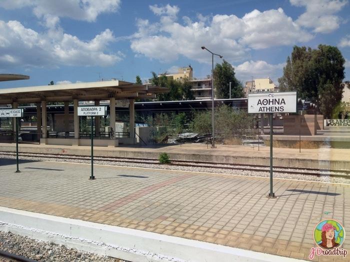 Rejoindre la Turquie par la Grèce avec le pass InterRail