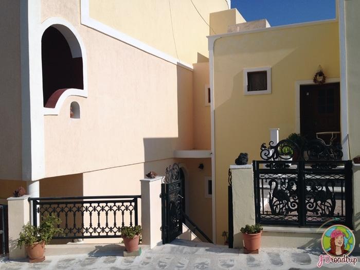 Hebergement Studio Neraida à Santorin