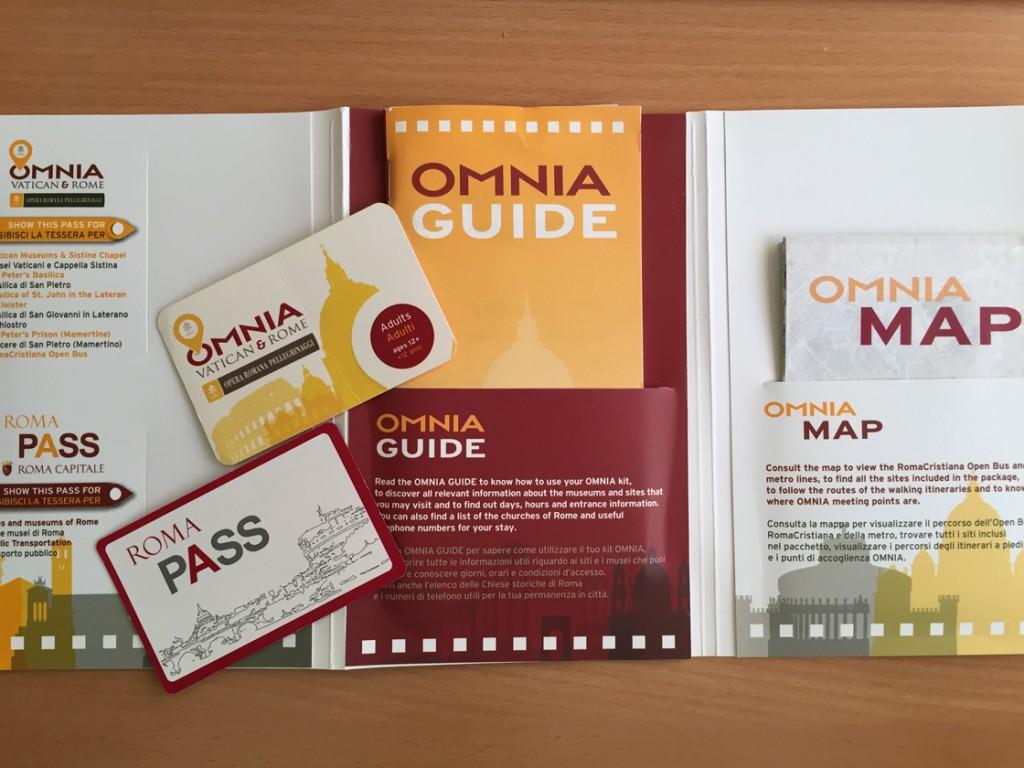 Informations sur le Roma Pass