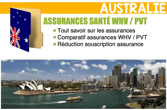 Guide assurances santé WHV / PVT