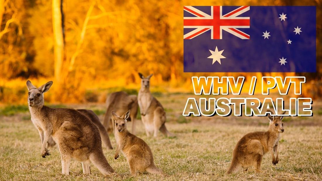 Permis Vacances Travail Australie
