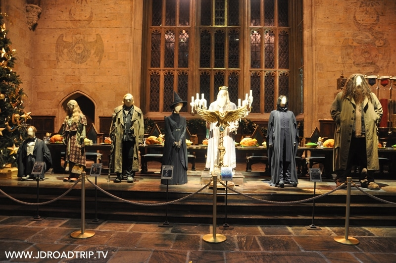 visiter les studios Warner Harry Potter