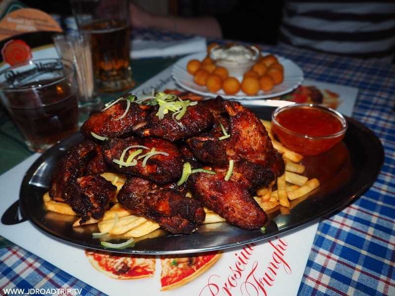 Bonnes adresses où manger à Prague - Restaurant Kometa