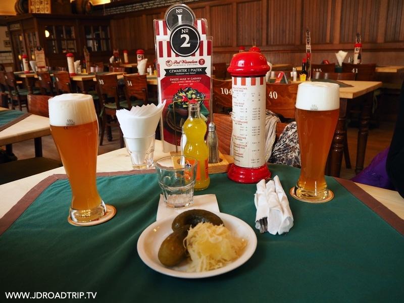 bonnes adresses où manger à Cracovie