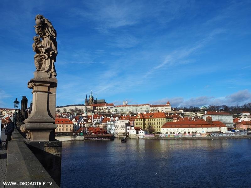 Visiter Prague en 4 jours - pont saint-charles