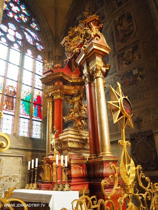 Visiter Prague en 4 jours - Cathédrale Saint-Guy