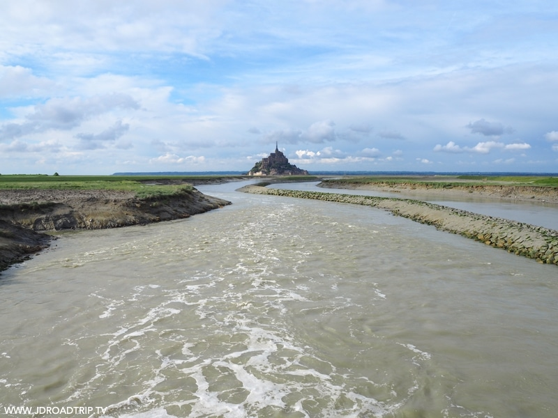 visiter le mont michel en un week end jdroadtrip tv