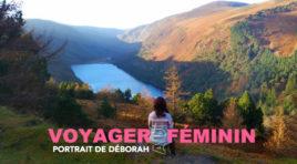 Portrait de Déborah, qui s'est expatriée en Irlande