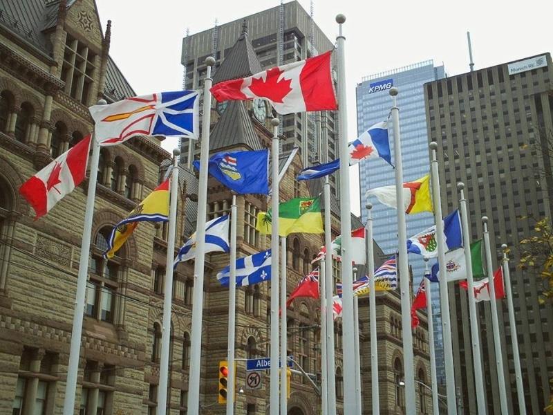 stage au Canada