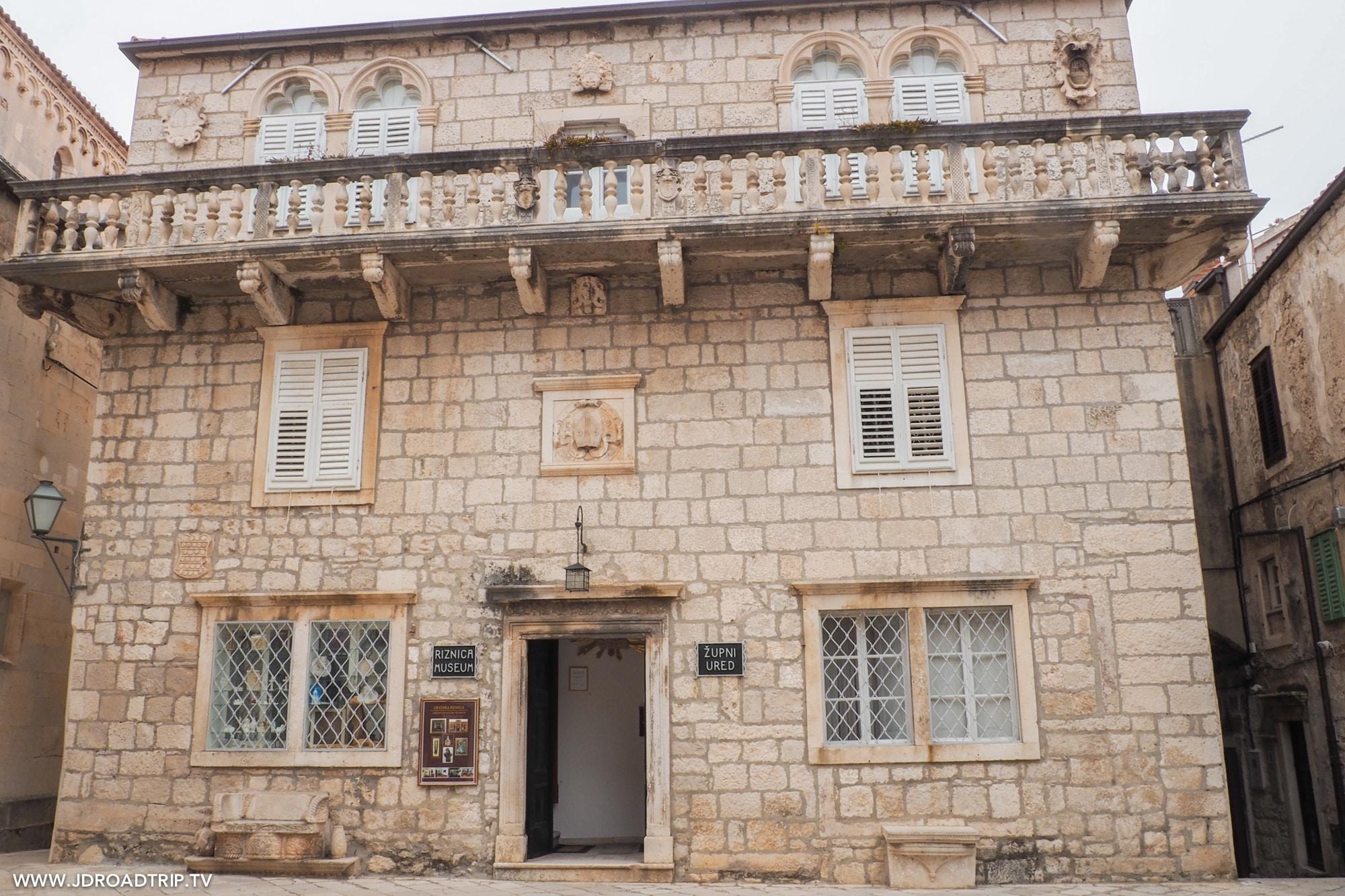 Visiter les îles entre Dubrovnik et Split - Korcula