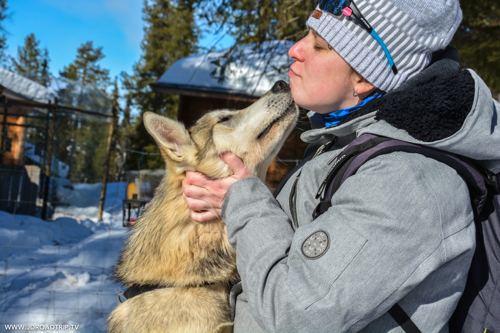Voyager en solo - Laponie