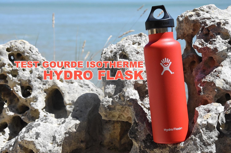 Test de la gourde isotherme Hydro Flask