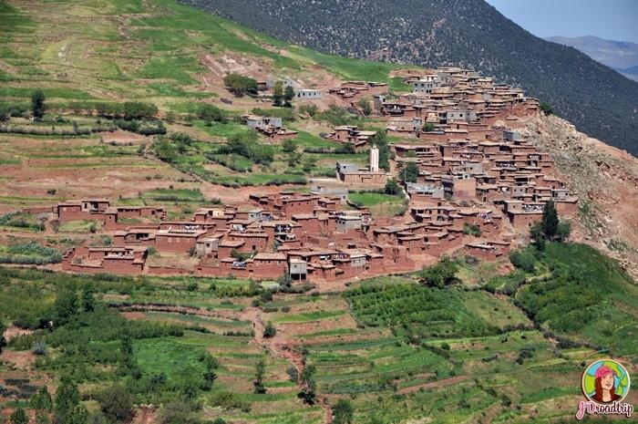 Haut-Atlas - Conseils pour visiter Marrakech et ses alentours