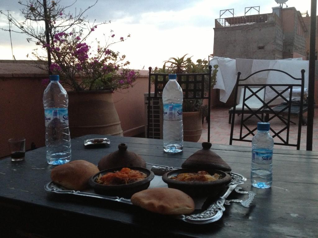 Auberge de jeunesse Ayoub à Marrakech