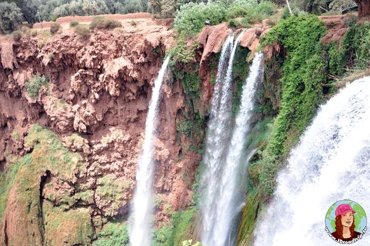 Visiter les cascades Ouzoud