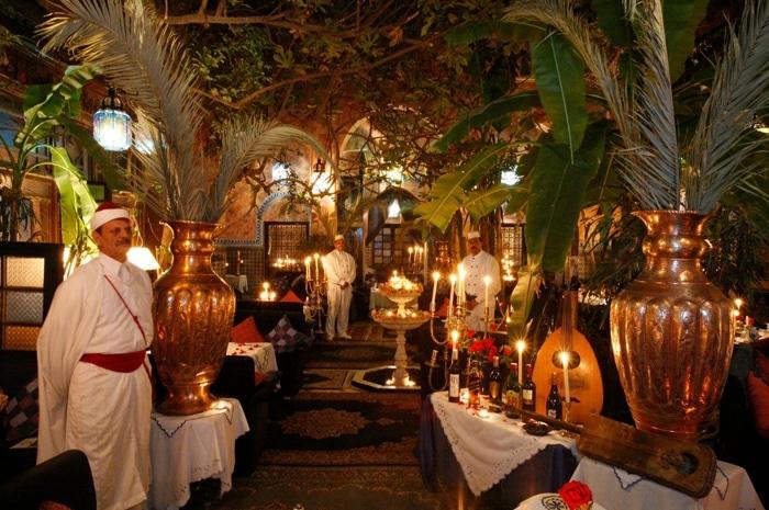 Restaurant Palais Arabe - Conseils pour visiter Marrakech et ses alentours