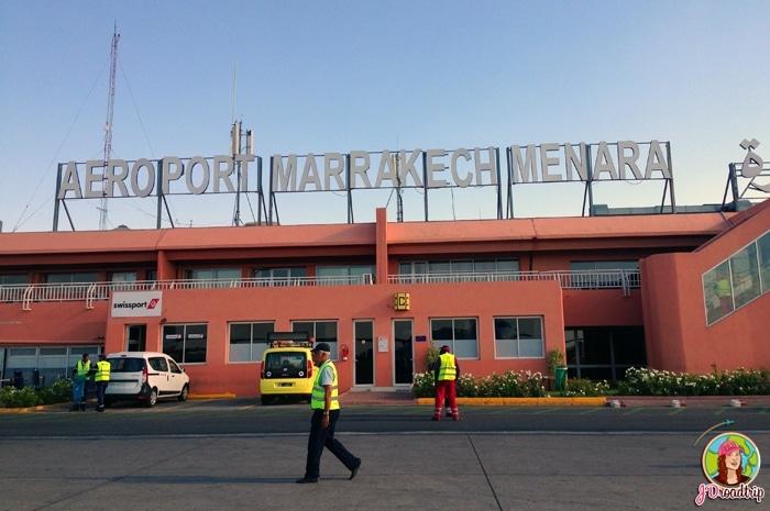 Aéroport Ménara Marrakech - Conseils pour visiter Marrakech et ses alentours
