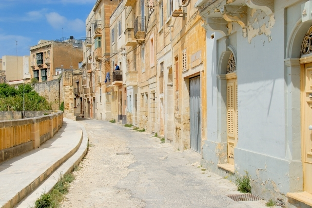 Malte top 5 - Les ruelles de Vittoriosa