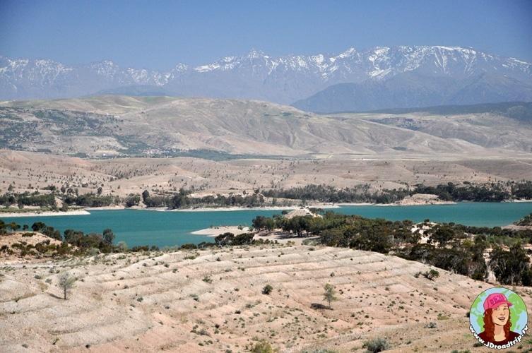 Excursion dans le Haut Atlas - Lac Takerkoust