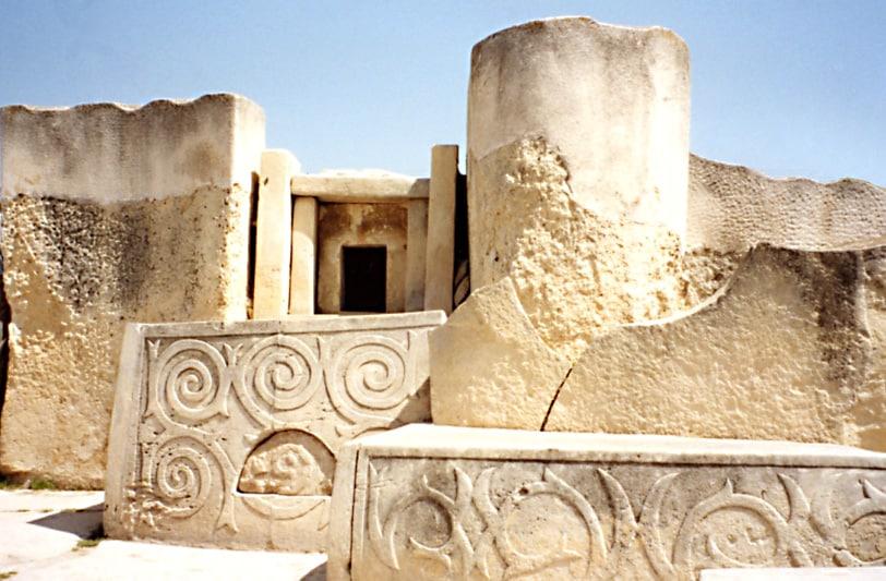 Malte Top 5 - Les temples