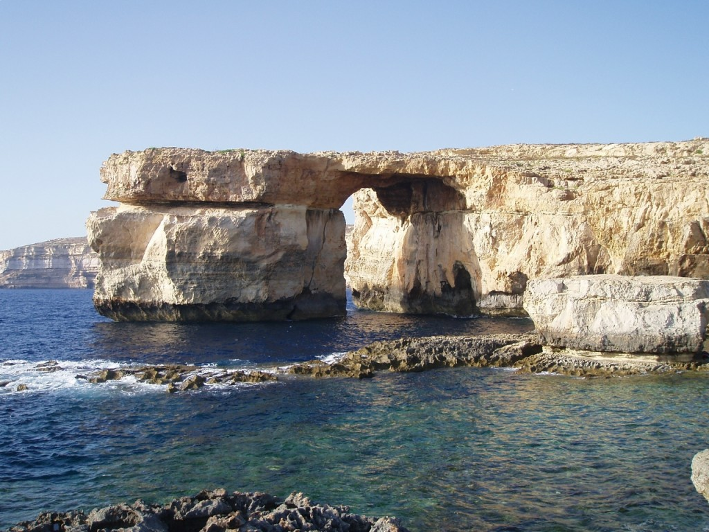 Malte Top 5 - Blue Azur Window Gozo