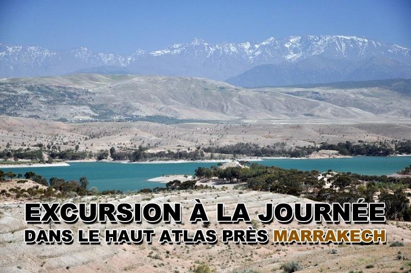 Excursion dans le Haut Atlas du Maroc