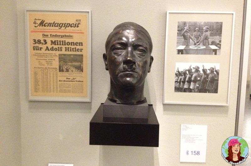 visiter Berlin en 3 jours - Musée de l'histoire allemande