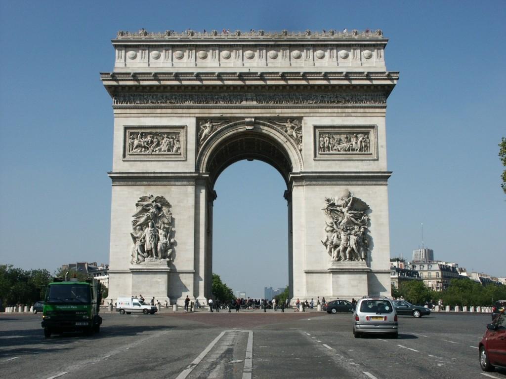 Paris Top 5 - Arc de Triomphe