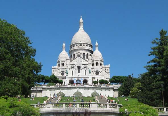 Paris Top 5 - Sacré-Coeur