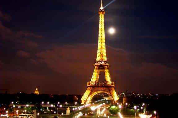 Paris Top 5 - Tour Eiffel