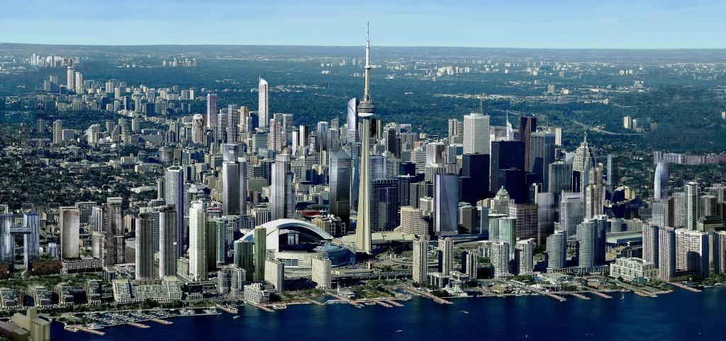 Top 5 Canada - Toronto