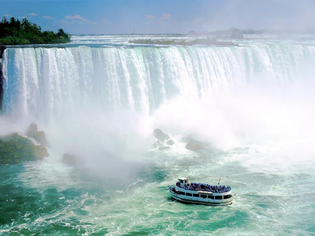 Top 5 Canada - Les chutes du Niagara