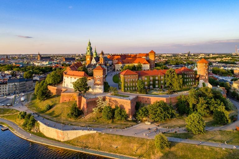 Top 5 des lieux à visiter à Cracovie