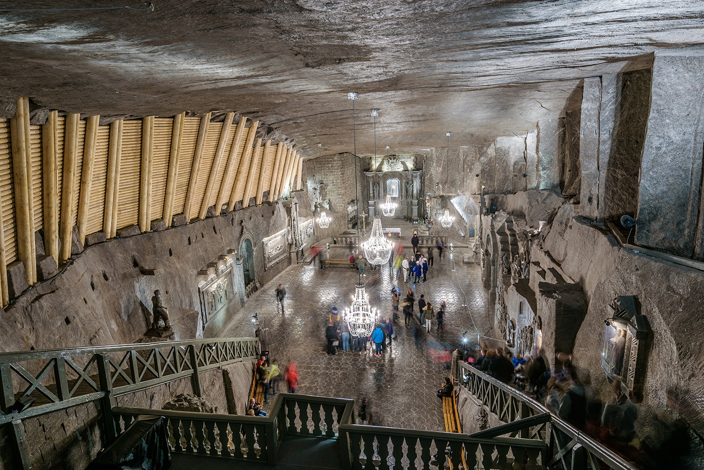 Visiter Cracovie en 3 jours - Mines de Sel