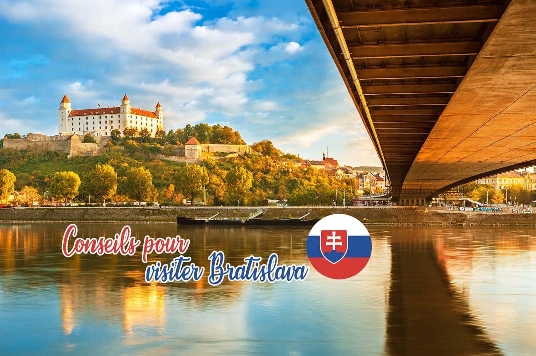 Tout savoir pour Visiter Bratislava en 3 jours - JDroadtrip.tv