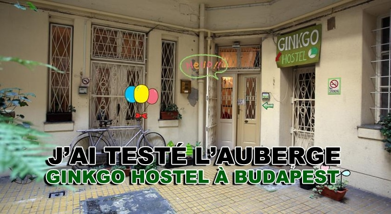Auberge de jeunesse Ginkgo Hostel à Budapest