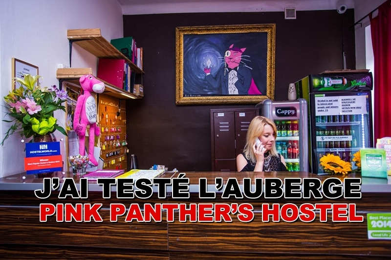 Auberge de jeunesse Pink Panthers Hostel à Cracovie