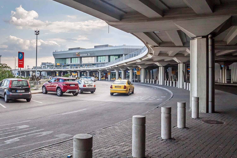 Visiter Budapest en 3 jours - Aéroport