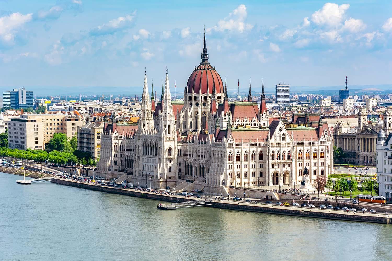Visiter Budapest en 3 jours - Parlement