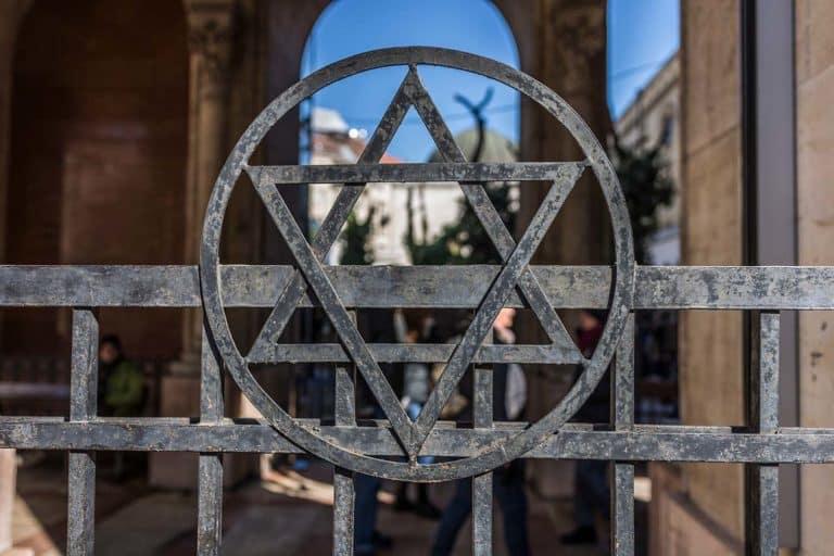 Visiter Budapest en 3 jours - Quartier juif