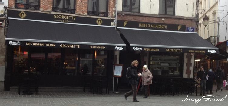 spécialités belges