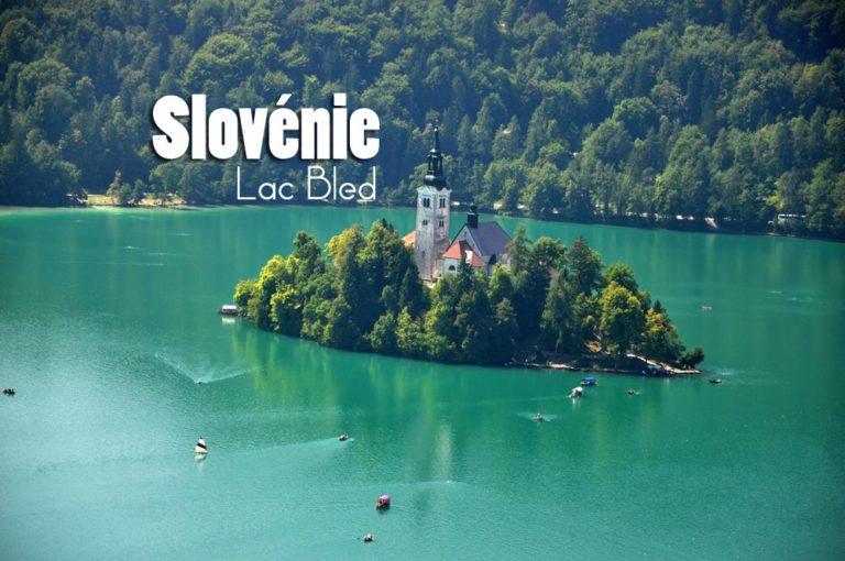Visiter le lac Bled